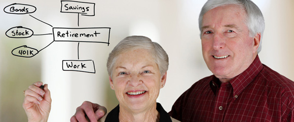 Retirement planning from AFS, IFA in Chesterfield and Sheffield